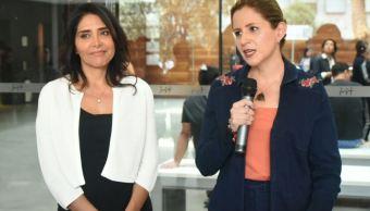 Senadora Martha Tagle se une a equipo de campaña de Barrales