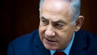 Benjamin Netanyahu sale hospital exámenes médicos