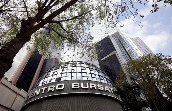La bolsa de México baja 0,34 % al inicio de la sesión