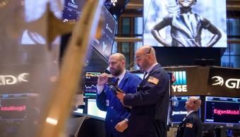 La Bolsa de Nueva York comienza con números rojos
