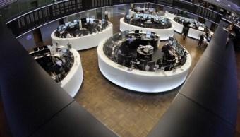 Bolsas europeas, a la baja ante nuevas sanciones comerciales