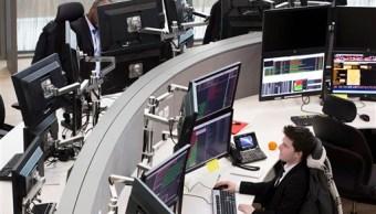Bolsas europeas, a la baja por posible guerra comercial
