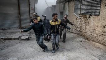 calculan más de medio millon de muertos por guerra siria