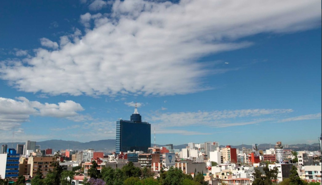 Aceptable, la calidad del aire en el Valle de México. (Notimex, archivo)