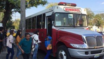 autoridades jalisco aplicaran mano dura concesionarios transporte paro