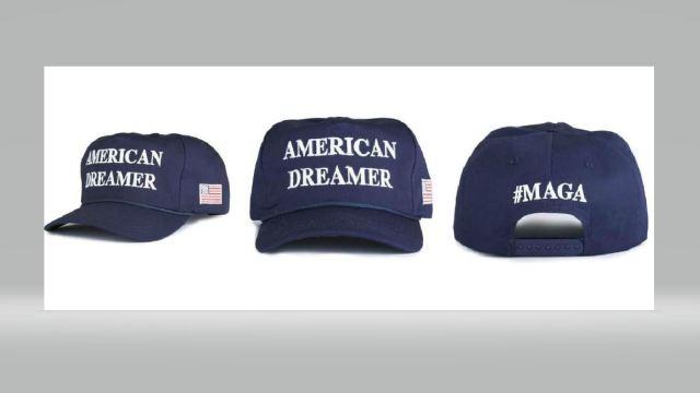 Campaña de Trump vende gorra con mensaje