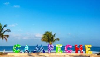 Sistema de alta presión provoca ola de calor en Campeche