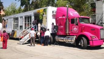reportan camion central abasto unidad habitacional azcapotzalco