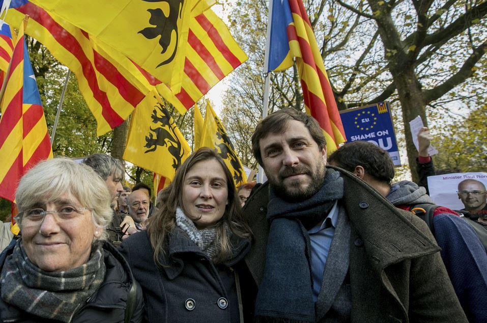 Policía escocesa confirma la recepción de la euroorden contra Ponsati