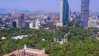 Prevén domingo caluroso en la Ciudad de México