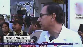 Cómo será el futuro de Perú con Martín Vizcarra