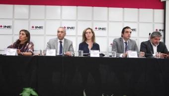 INE confirma que Margarita Zavala cumple requisito de número de apoyos