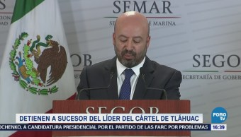 Confirman detención de presunto narcotraficante en Venustiano Carranza