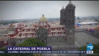 Conociendo la Catedral de Puebla
