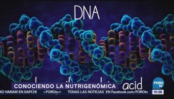 Conociendo la nutrigenómica
