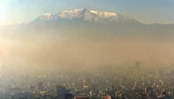 Se mantienen restricciones vehiculares en la Ciudad de México