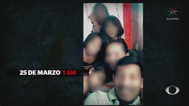 Continúa investigación por familia asesinada en Nuevo Laredo