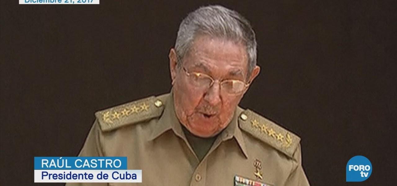 Cuba alista la sucesión de Raúl Castro