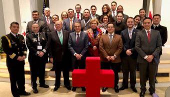 Delegación mexicana asiste a Cumbre de Respuesta Humanitaria en Washington