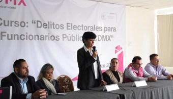 Garantizan imparcialidad en programas sociales durante proceso electoral en CDMX