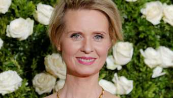 Cynthia Nixon actriz Sex and the City buscará gobernar Nueva York