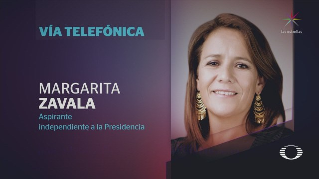 Denise Maerker entrevista a Margarita Zavala