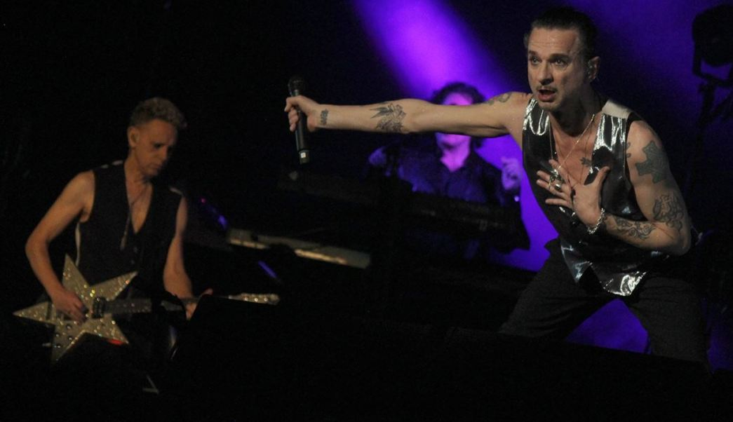 Depeche Mode cimbra el Foro Sol con su Global Spirit Tour