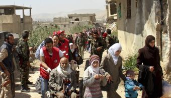 ONU pide 150 millones de dólares para ayuda urgente a Siria