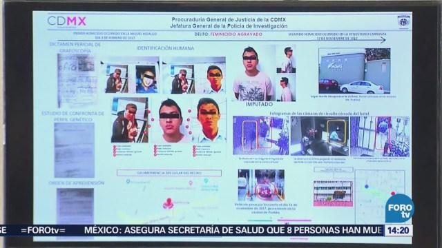Detienen Acusado Feminicidio Cdmx Edmundo Garrido