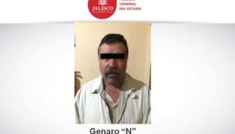 Detienen a presunto integrante de banda que robaba tráileres