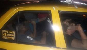 Detienen en Tabasco a un presunto traficante de migrantes. (SSP Tabasco)