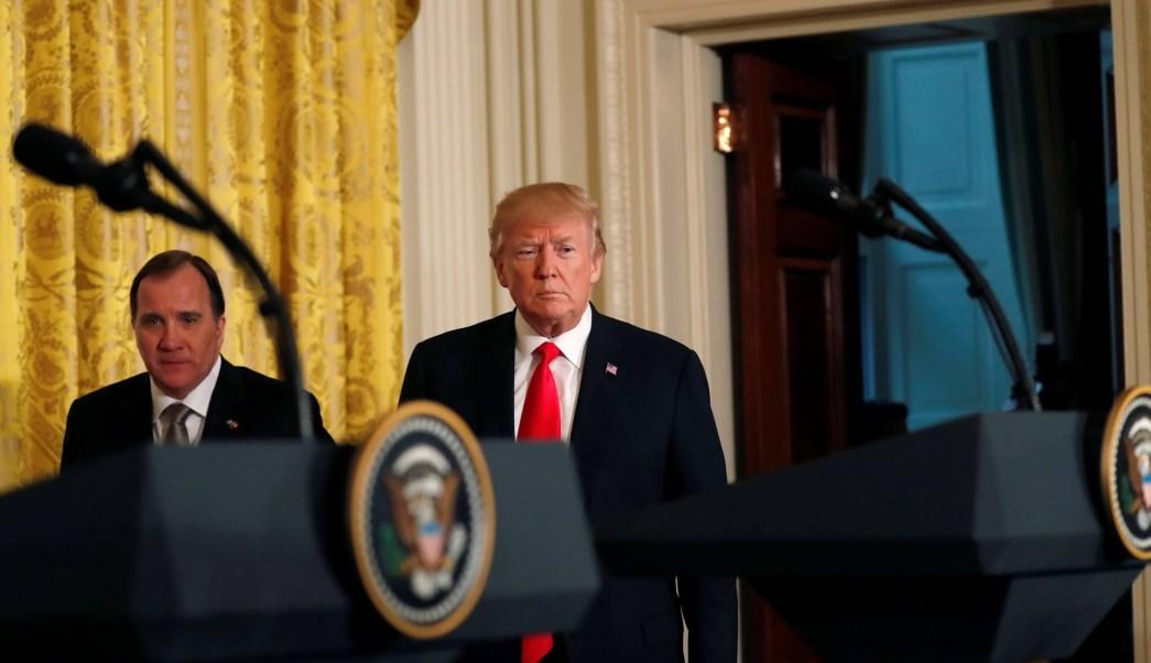 Trump formaliza medidas arancelarias al acero y el aluminio