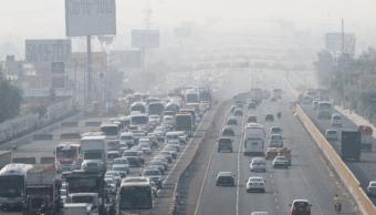 Ecatepec presenta mala calidad del aire; registra 104 puntos de partículas suspendidas