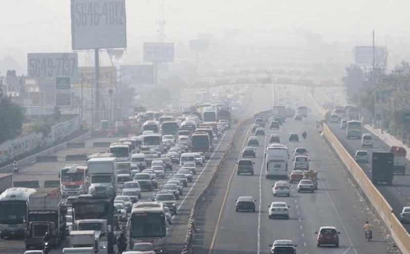 Ecatepec y Chalco presentan mala calidad del aire