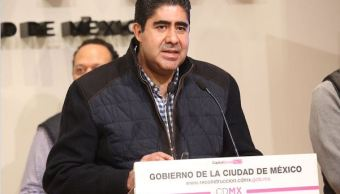 Caen presuntos homicidas del bombero Javier García Salinas en la CDMX