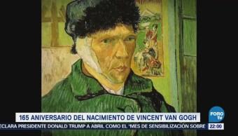 Efeméride de 'En Una Hora': natalicio de Vincent Van Gogh