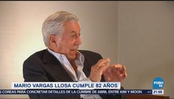 Efeméride de En Una Hora: Vargas Llosa cumple 82 añosEfeméride de En Una Hora: Vargas Llosa