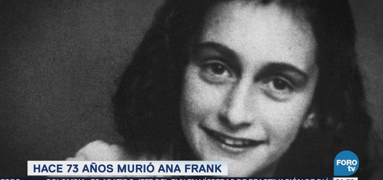 Efeméride en Una Hora: Ana Frank