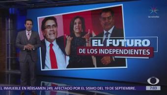 'El Bronco' y Ríos Piter podrían quedar descalificados de la contienda presidencial