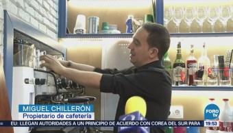 Café Contaminante Ambiental Investigadoras Universidad Rey Juan Carlos