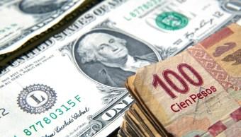 El dólar abre en 18.71 pesos