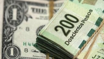 El dólar abre en 18.91 pesos