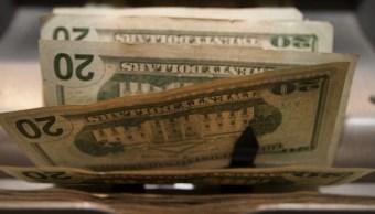 El dólar se vende en 19.10 pesos