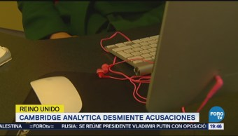 Escándalo Facebook Cambridge Analytica Legisladores Mark Zuckerberg