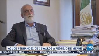 Jefe Diego Acude Festejo Meade