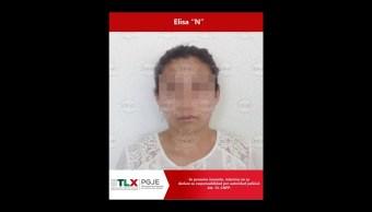 detienen ninera acusada maltratar dos menores tlaxcala