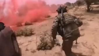 Estado Islámico difunde video de emboscada mortal a soldados estadounidenses en Níger