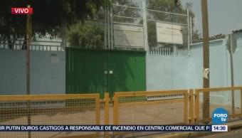 Encuentran Mujer Muerta Kínder Delegación Miguel Hidalgo