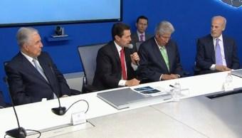 Peña Nieto - mexicanos ahorran por reforma de telecomunicaciones