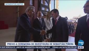 Epn Acude Ceremonia Investidura Sebastián Piñera